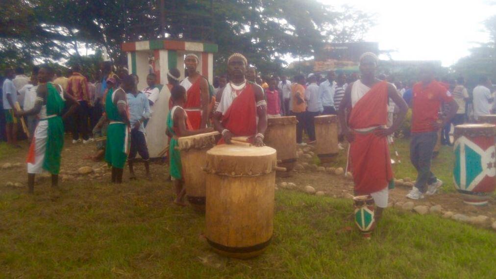 """Un """"comité d'accueil"""" pour la délégation de l'ONU à Bujumbura."""