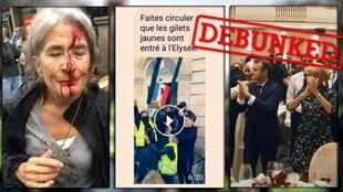 The Yellow Vests protest movement has been the target of its fair share of disinformation, from all directions. Here are some tips to avoid being deceived.
