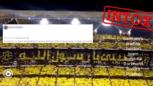 Capture d'écran de la vidéo ayant circulé sur les réseaux sociaux ces dernières semaines.