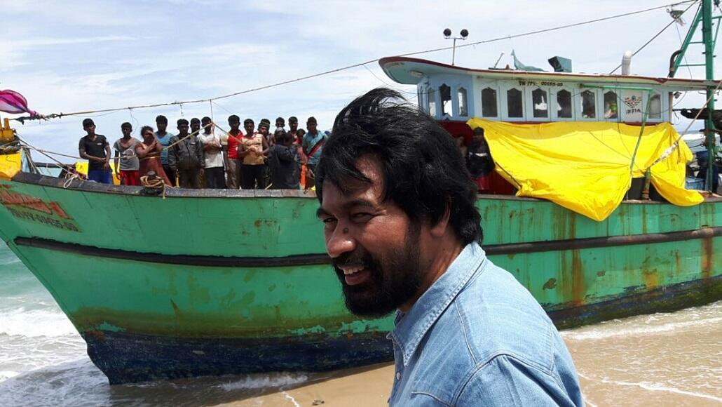 The vice governor of Aceh, Muzakir Manaf, attempted to visit the Tamil boat on June 15 but was not allowed on board