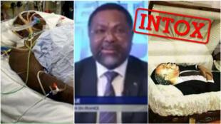 Des rumeurs sur les réseaux sociaux annoncent le décès d'Ali Bongo, en se basant sur des images... Sauf que ces dernières sont truquées ou sorties de leur contexte.