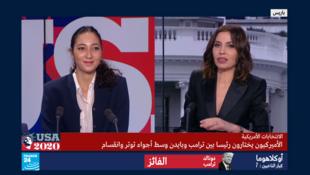 ماوراء تحذيرات ترامب المصرة على محاولة تزوير واسعة النطاق يوم الانتخابات ؟ تحليل فريق مراقبون مع فاطمة بن حمد.