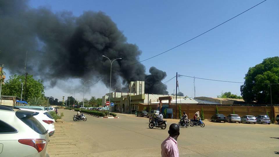 Photo transmise par notre Observateur Omar Kaboré.