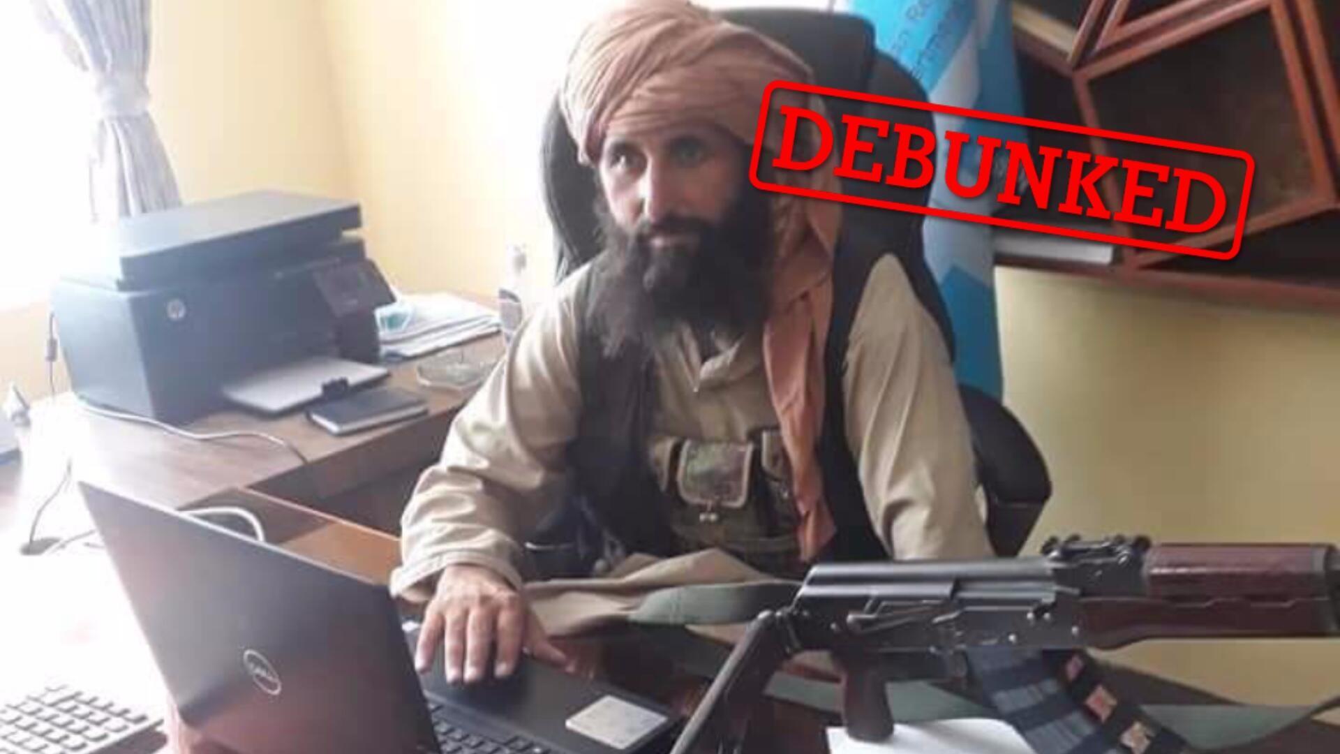 em visuel intox directeur banque afghane