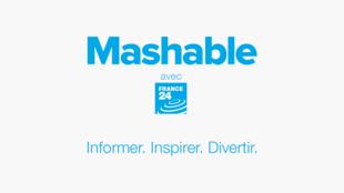 Mashable avec France 24