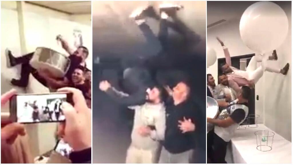 Les vidéos de gens dansant en marchant sur les murs ou jusqu'au plafond ce multiplie... d'où vient ce nouveau challenge ?