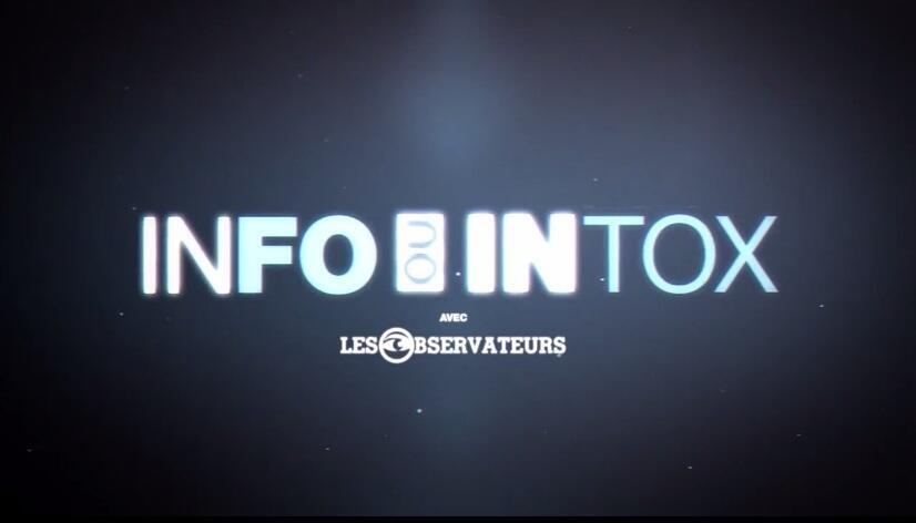 """""""Info ou Intox"""" devient un rendez-vous hebdomadaire animé par l'équipe des Observateurs de France 24 tous les lundi à 9h45 heure de Paris sur France 24."""