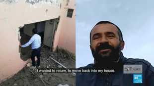 Our Observer Süleyman Agalday filmed the recent developments in his town, Hasankeyf.