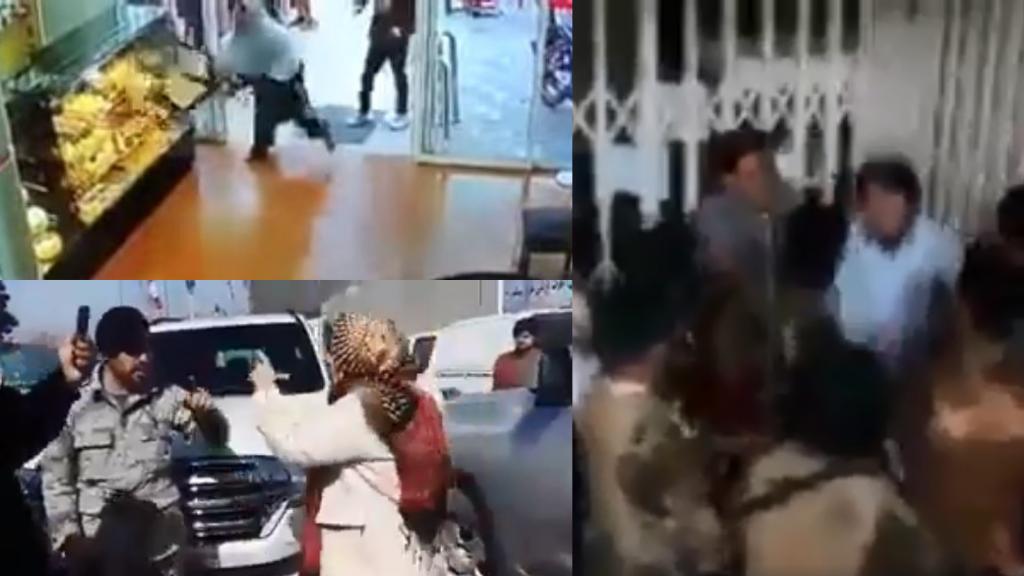 Ces derniers mois, plusieurs députés afghans ont été filmé en train d'agresser leurs concitoyens.