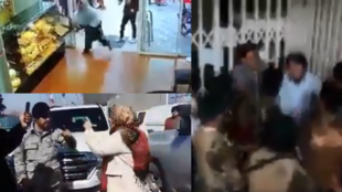 Several Afghan officials have been caught on camera physically assaulting citizens in recent months.