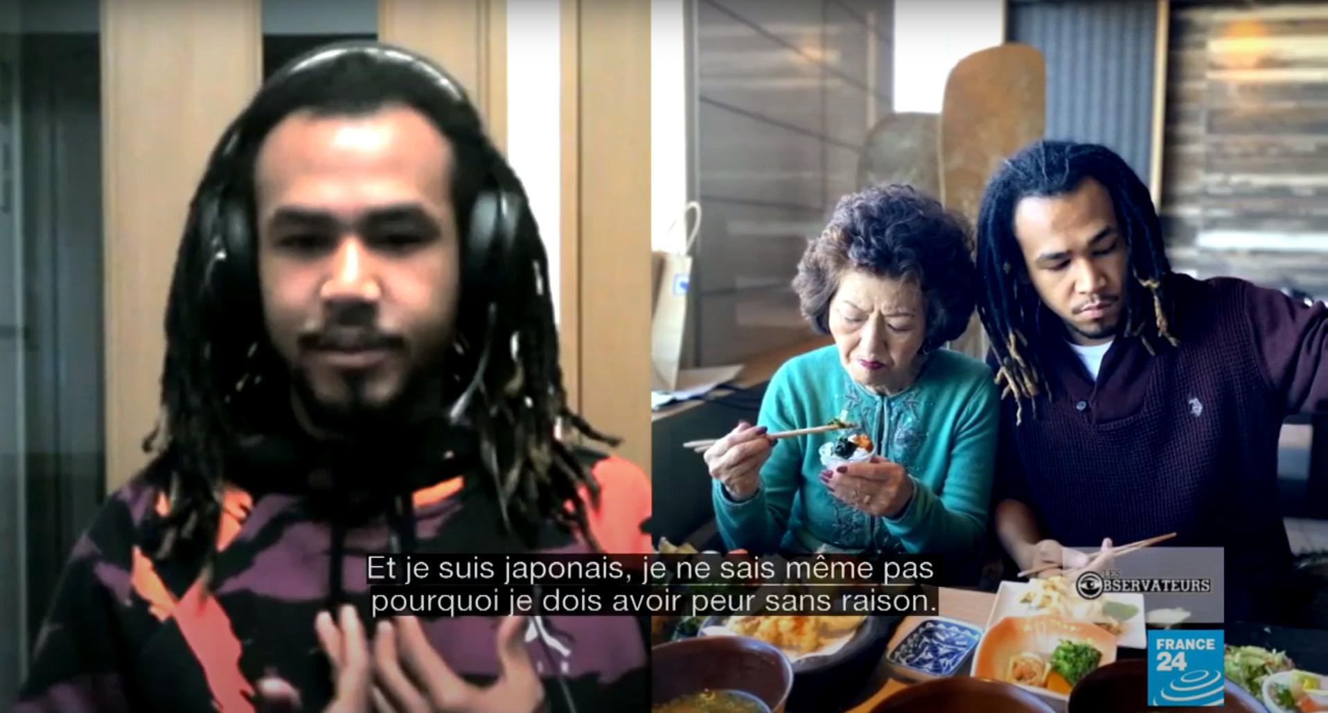 Au Japon, un policier pris en flagrant délit de racisme