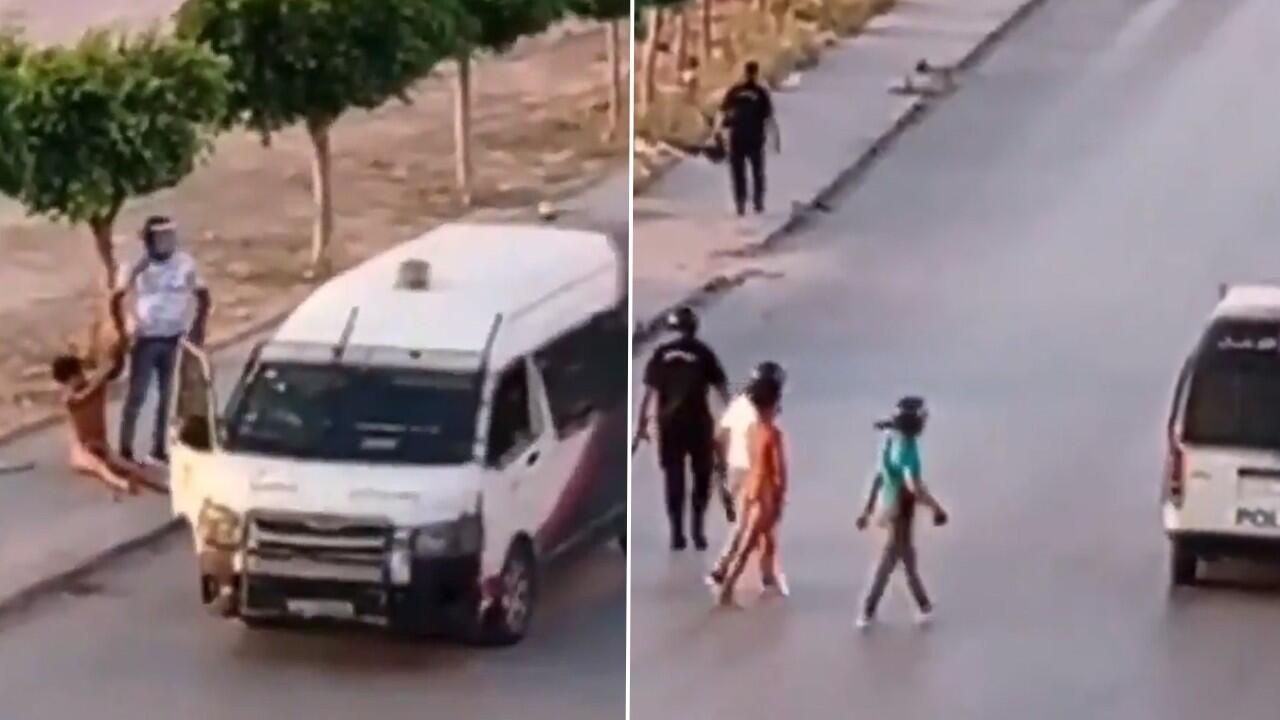 Tunisie : Fadi, 15 ans, lynché et dévêtu par la police en plein jour
