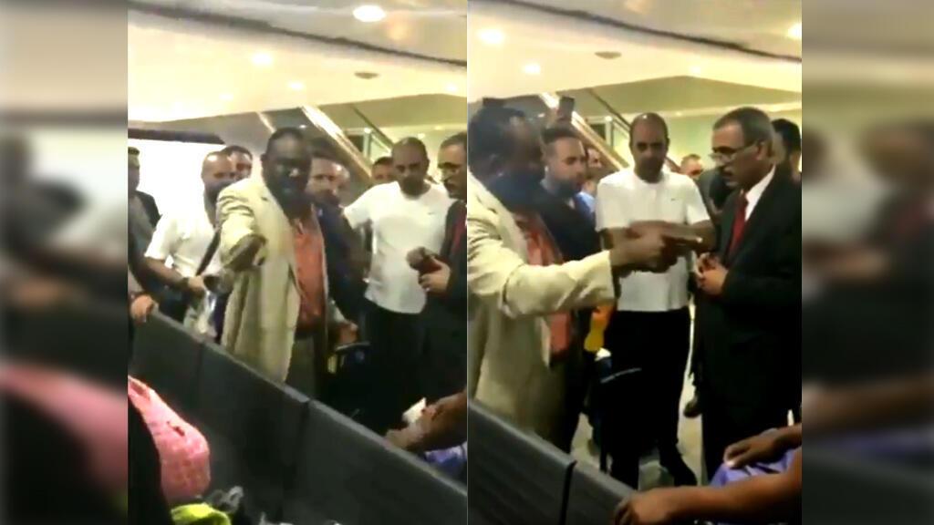 Un vice-ministre libérien s'est énervé par rapport au sort réservé à ses concitoyens le 17 juillet dernier à l'aéroport de Casablanca.