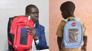 Acquérir ce cartable peut permettre d'aider un enfant en Côte d'Ivoire à améliorer ses résultats scolaires.