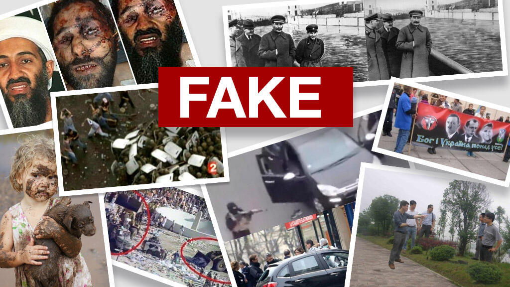 How to verify photos and videos on social media networks ? here are some tips.