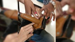 آموزش جنسی به زنان نابینا با استفاده از مدلهای سه بعدی