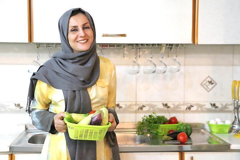 Capture d'écran de la page d'accueil du site sur lequel des femmes au foyer peuvent vendre leurs plats faits maison.