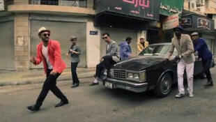 Extrait du clip réalisé par Fook Al-Sada.