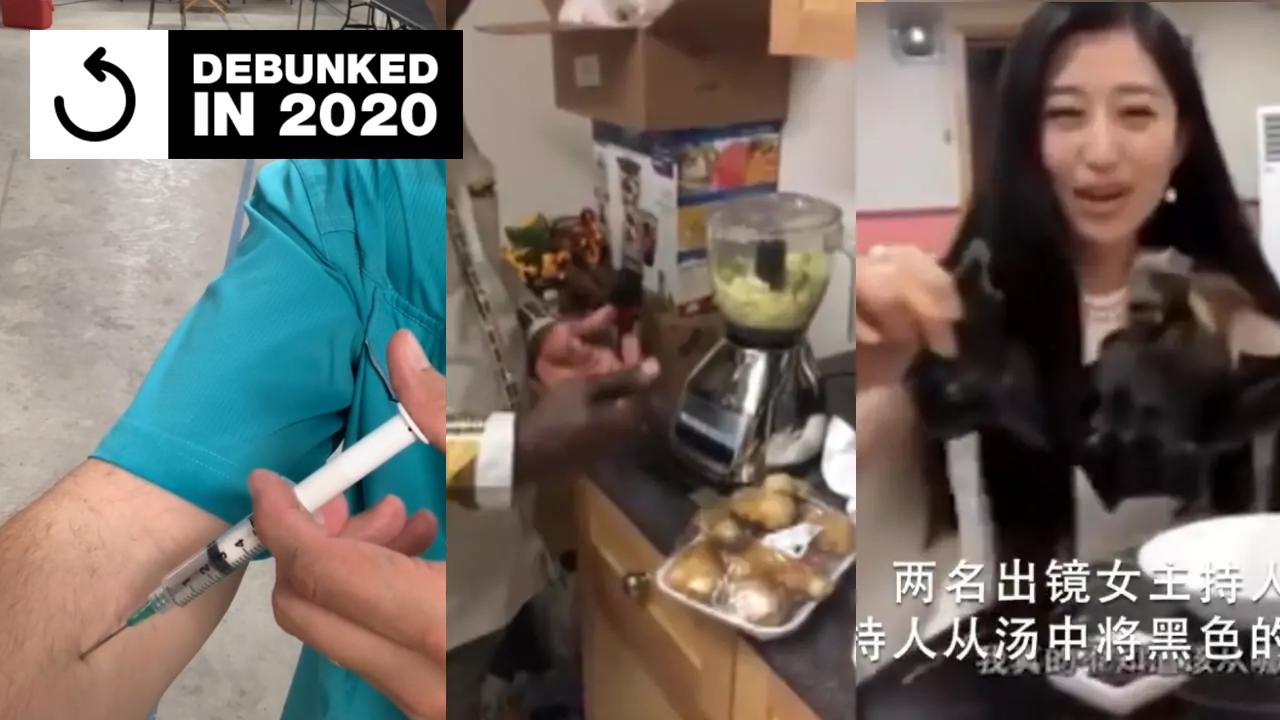 photo teaser debunked 2020 covid