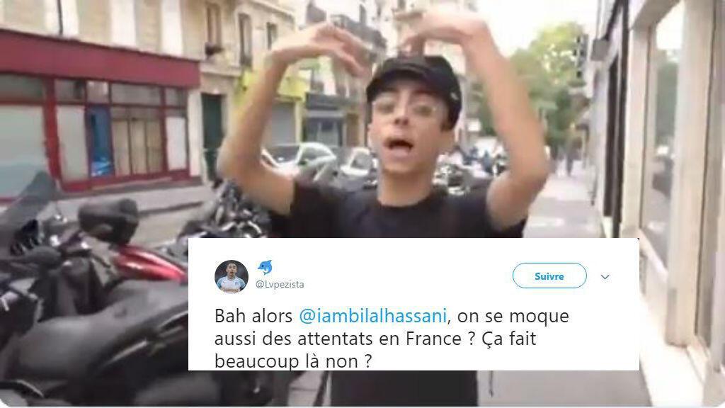 Une ancienne vidéo de Bilal Hassani fait polémique depuis sa réapparition