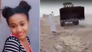 Suspected murder and crude burial of 22-year-old highlights plight of female migrant workers in Saudi Arabia