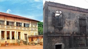 À Porto-Novo, un internaute alerte sur l'état de déliquescence des maisons afro-brésiliennes, un patrimoine architectural menacé.