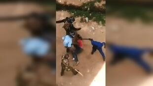 A recent video showing Kenyan police beating up a student has shocked the country. He was part of student protests against rising insecurity on their campus, located in a Nairobi suburb.