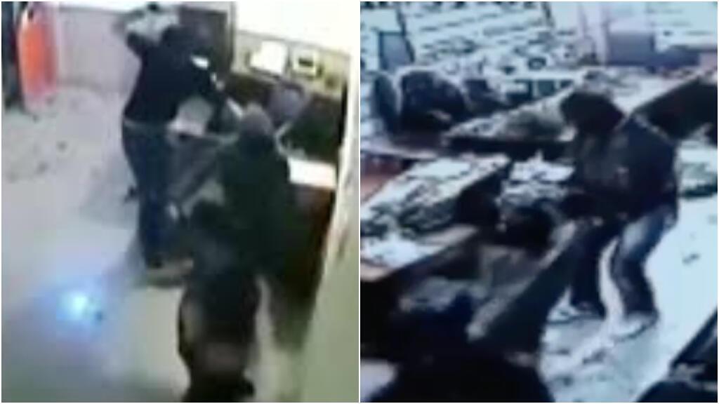 Des ultraconservateurs ont partagé une vidéo accusant de jeunes manifestants condamnés à mort d'être de violents criminels.