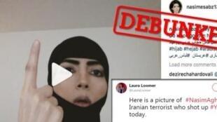 چهرههای طرفدار ترامپ، مهاجم یوتیوب را به اشتباه یک تروریست تندروی مسلمان خواندند.