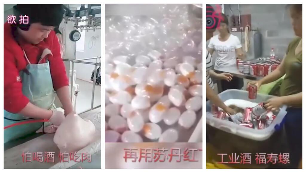 Une compilation de vidéo venue de Chine alarme des internautes du monde entier