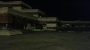 De nombreux bâtiments de l'USTM, à Franceville, sont privés de courant depuis des semaines. Toutes les photos ont été prises par des amis de notre Observateur.