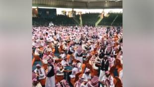 برگزاری مسابقات بازی بلوت در عربستان