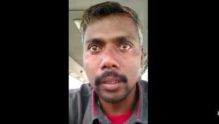 Abdul Sattar Makandar a ému l'Inde avec une vidéo où il se plaint de ses conditions de travail en Arabie Saoudite. Cette vidéo l'a mené en prison.