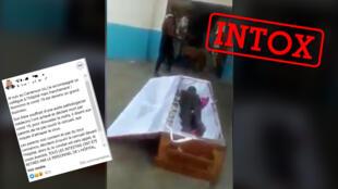 Au Cameroun, un hôpital est accusé à tort de trafic d'organes. Capture d'écran