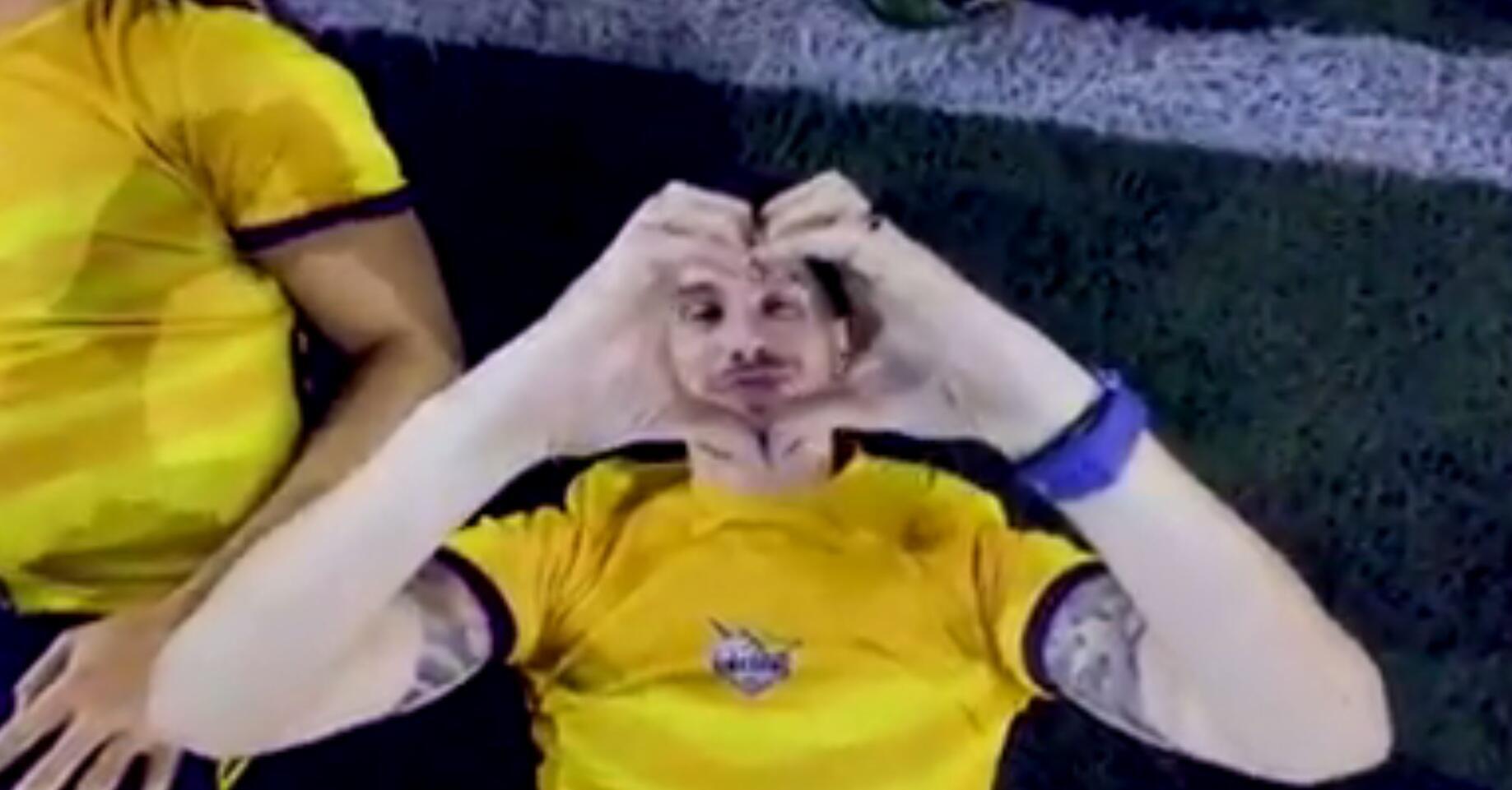 """L'équipe de foot des """"Licornes"""" à Sao Paulo tente de faire valoir les droits des communautés LGBT."""