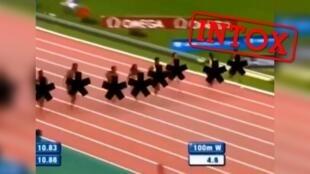 La télévision iranienne a-t-elle vraiment censuré ce 100m féminin?