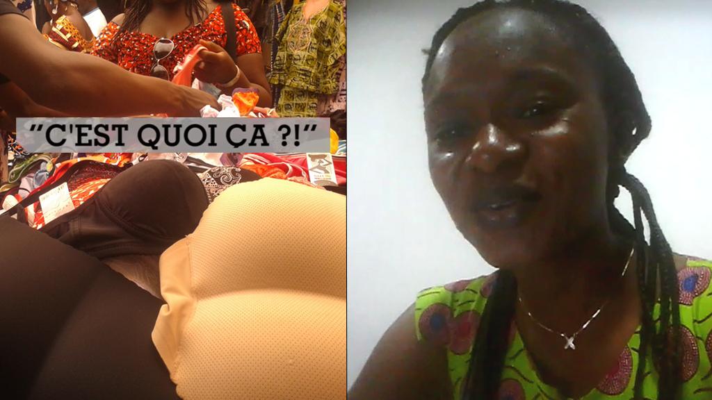 Notre Observatrice Bassératou Kindo nous a montré à plusieurs reprises des sujets avec un regard sur la cause des femmes africaines.