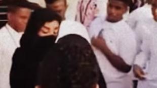 Femmes harcelées à Jeddah en 2015