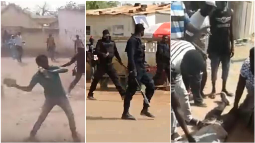 Des affrontements entre partisans de la coalition au pouvoir et de l'opposition ont fait trois morts lundi 11 février, à Tambacounda, au Sénégal.