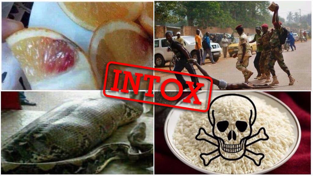 Ces quatres images sont régulièrement utilisées dans des cas de désinformation et circulent fréquemment sur les réseaux sociaux africains. Dans cet article, nous mettons à jour les intox les plus redondantes.