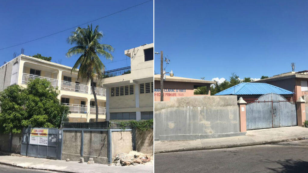 In Haiti, schools have been shut for weeks because of protests against President Jovenel Moïse. (Photos: Jeho-Nephtey Abraham).