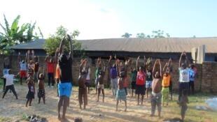 uganda gymnastics