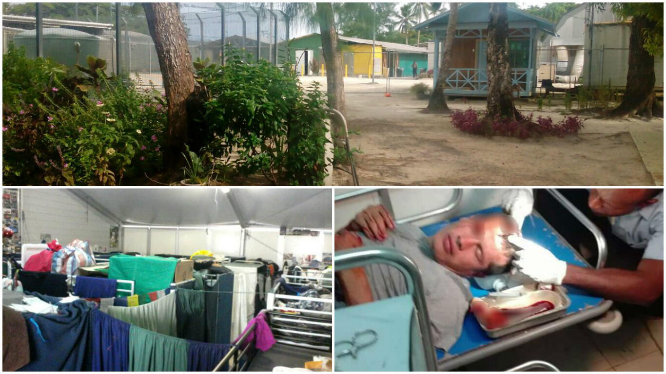 On the Pacific island of Manus, people are locked up and are frequently subject to violence. Their crime? For many, it was fleeing persecution at home and seeking shelter in Australia.