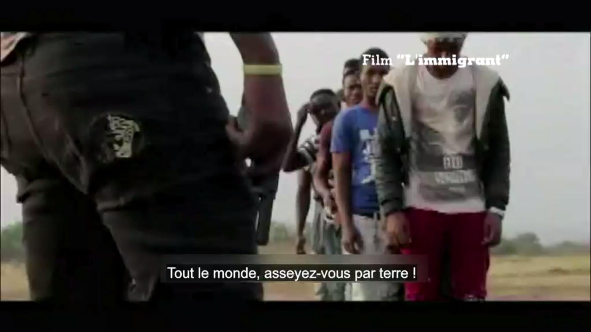 Lui même revenu de plusieurs mois d'emprisonnement en Libye en 2018, notre Observateur sort un film de sensibilisation cette année.
