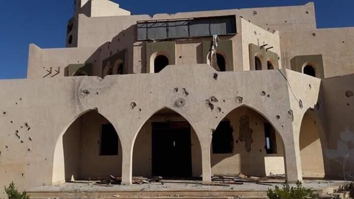 ruines Tawarga