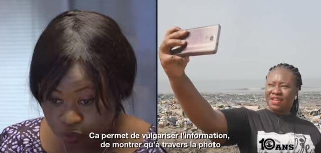 Fatoumata Chérif.