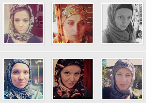 Swedish muslim women