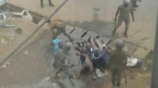 Cette photo a été très relayée sur les réseaux sociaux camerounais depuis hier.