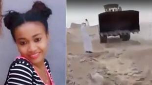 La jeune femme de 22 ans a été enterrée dans un cimetière pour non-musulmans au Nord de Dammam, sur la côté est saoudienne.