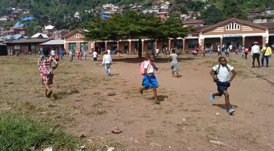 Teaser Bukavu école